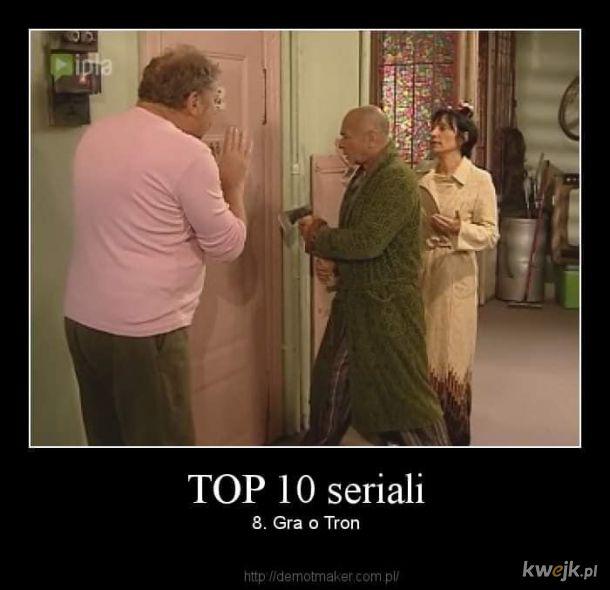 top 10 seriali
