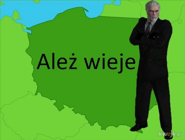 Dzisiaj w Polsce.