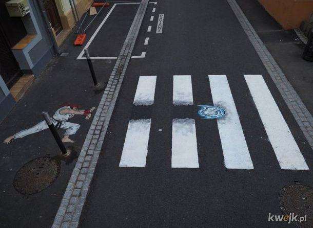 Fajne przejście dla pieszych