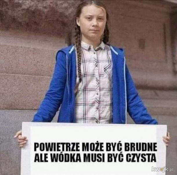 Greta mówi jak jest
