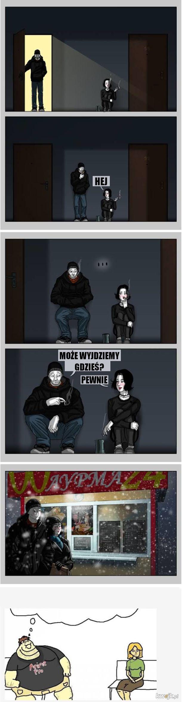 Komiks o życiu