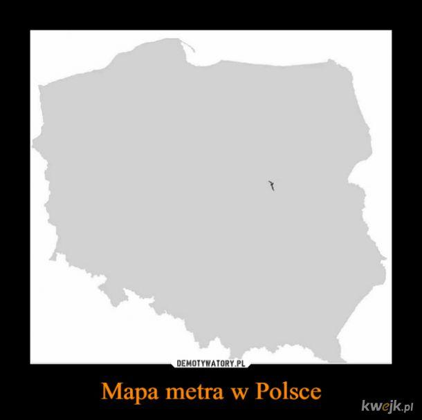 Polskie metro!