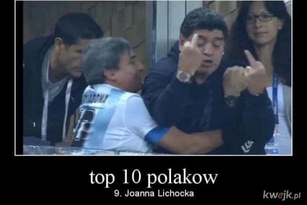 top 10 polakow