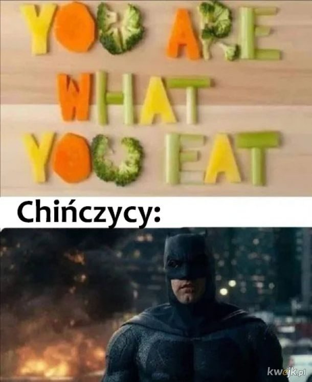 Jesteś tym co jesz