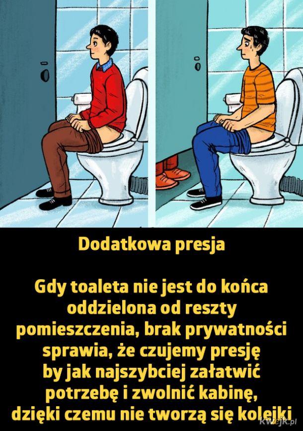 Dlaczego drzwi w publicznych toaletach są takie krótkie?, obrazek 8