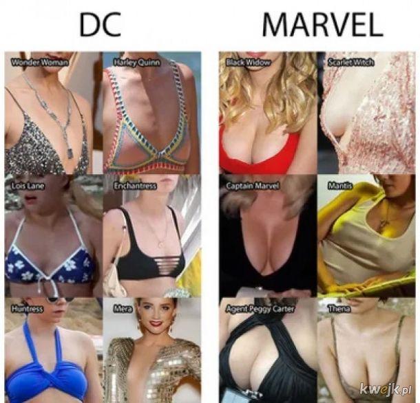 I już wiemy dlaczego Marvel wygrywa
