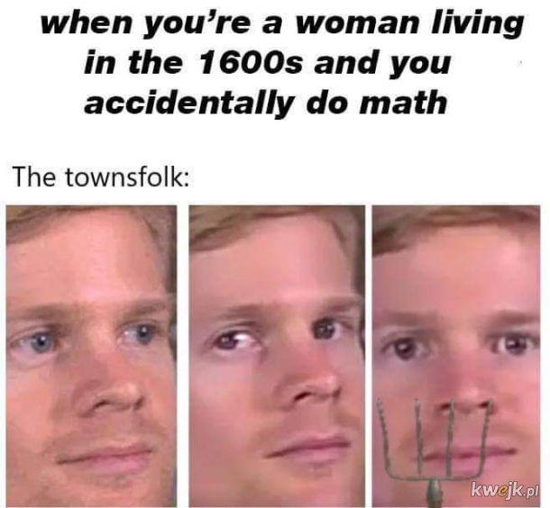 Jak śmiesz być mądrzejsza od mężczyzny?