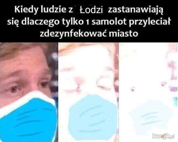 To po prostu musiała być Łódź
