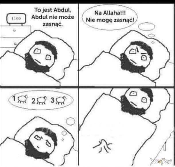 Abdul...