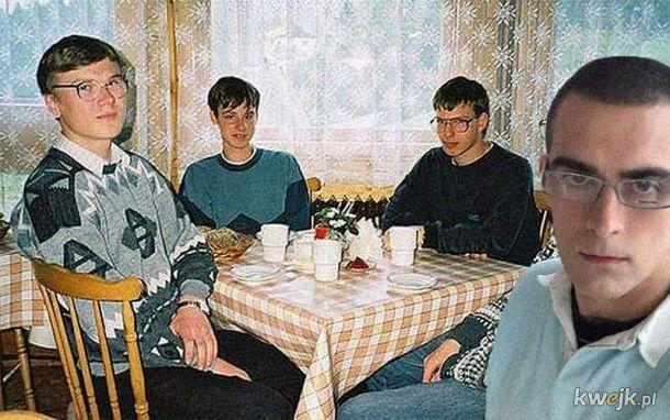 Quebo z ziomeczkami, 1995 rok