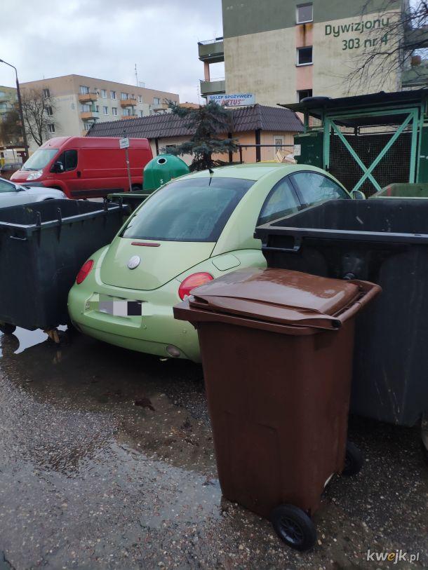Zemsta Śmieciarzy