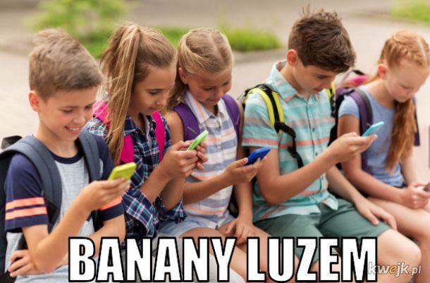 Banany luzem