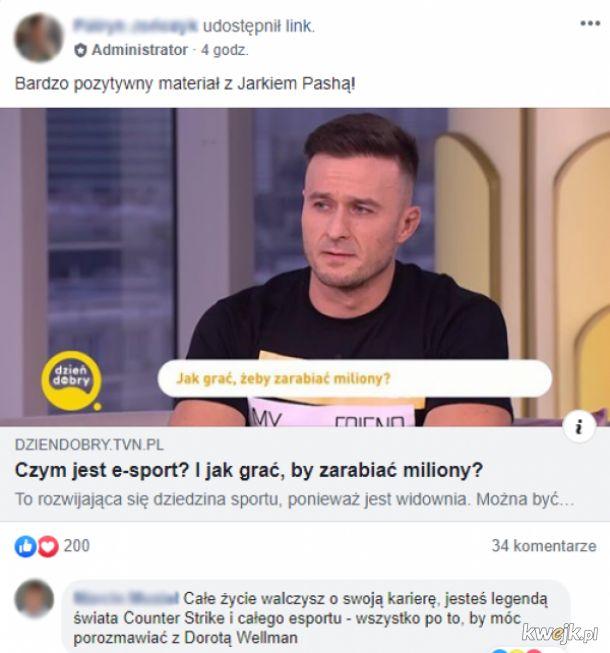 Biedny Jarek