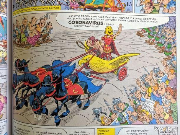 Asterix przewidział przyszłość - Asterix w Italii, 2017