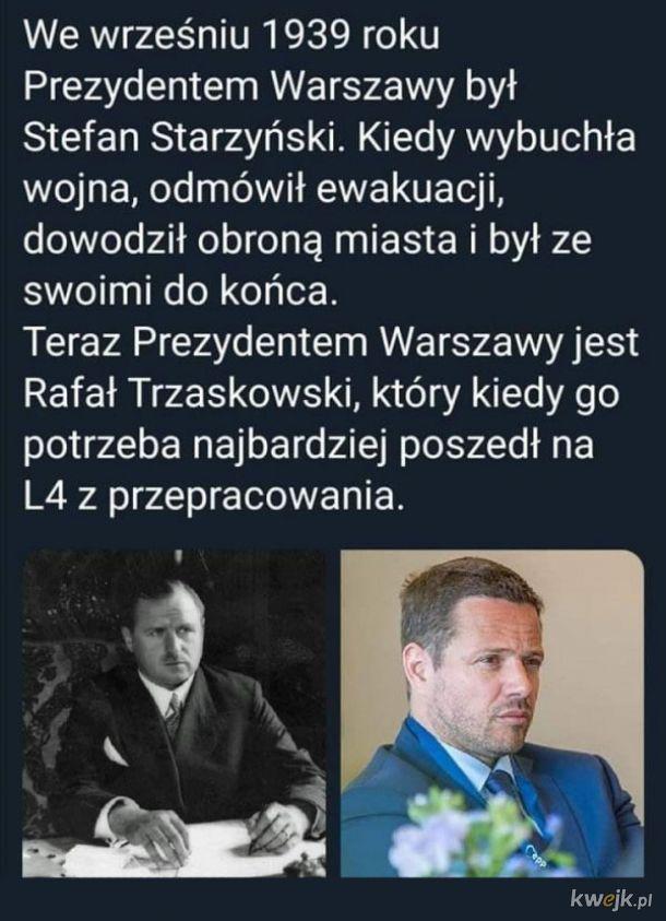 Prezydent Warszawy