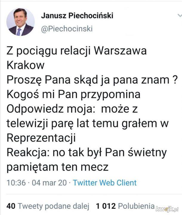 Janusz to król polskiego Twittera
