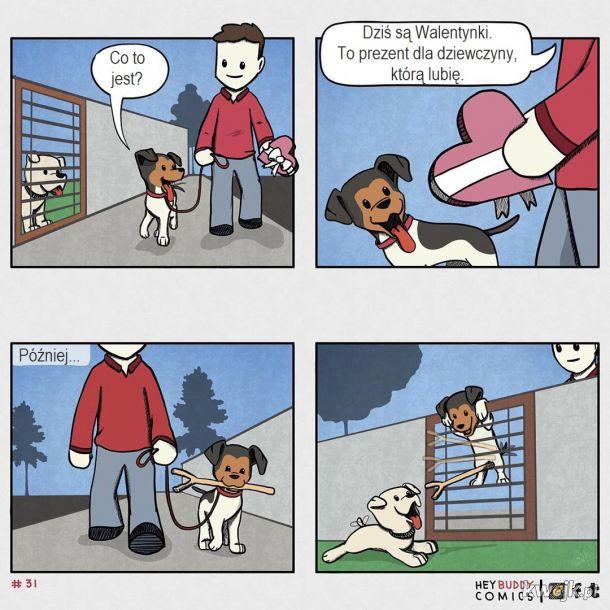 Oto komiksy zainspirowane przez psa, z którymi może się utożsamiać większość właścicieli psów, obrazek 7