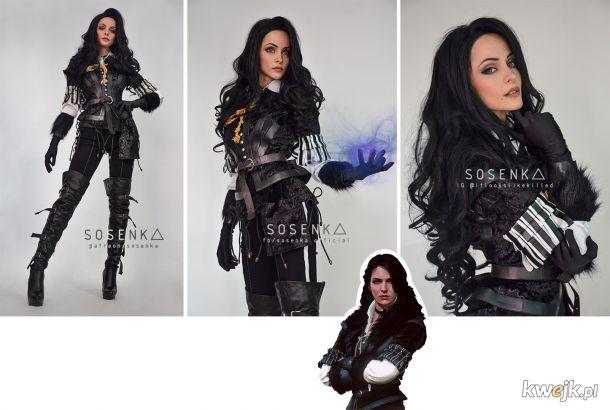 Wybitny cosplay - Sosenka
