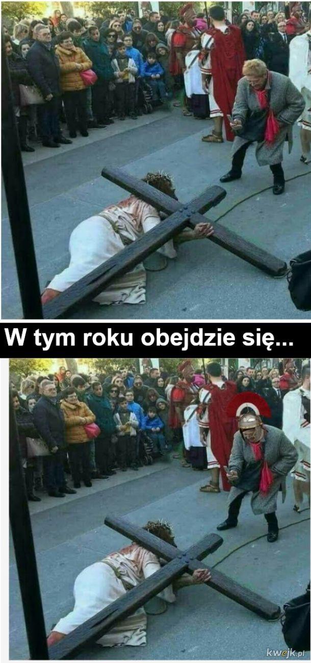 W końcu Jezu odpocznie