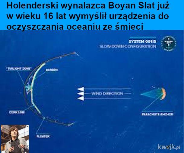 Boyan Slat odpala system barek solarnych do oczyszczania rzek!