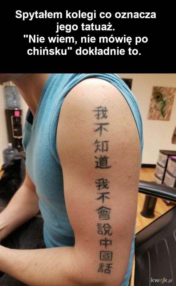 Najoryginalniejsze tatuaże