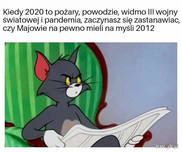 Na pewno 2012?
