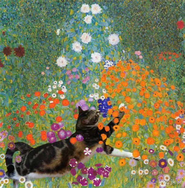 Koteczki na starych obrazach, obrazek 6