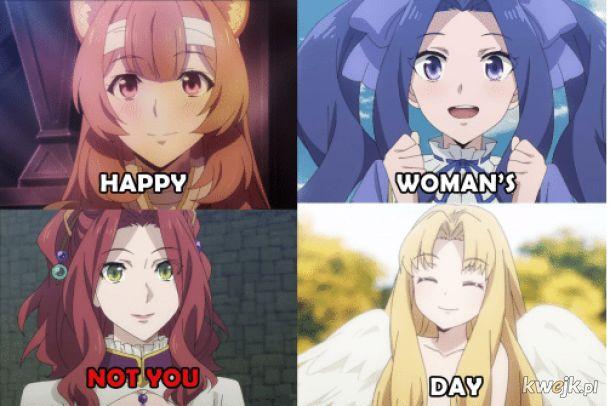 Dzień kobiet dla 99.9%