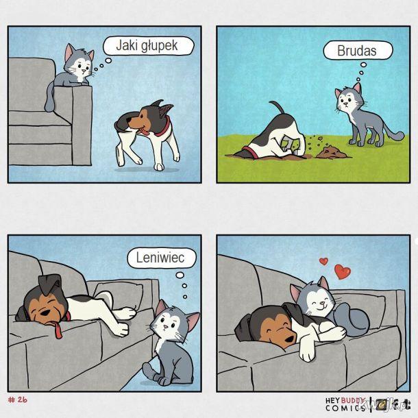 Oto komiksy zainspirowane przez psa, z którymi może się utożsamiać większość właścicieli psów, obrazek 12