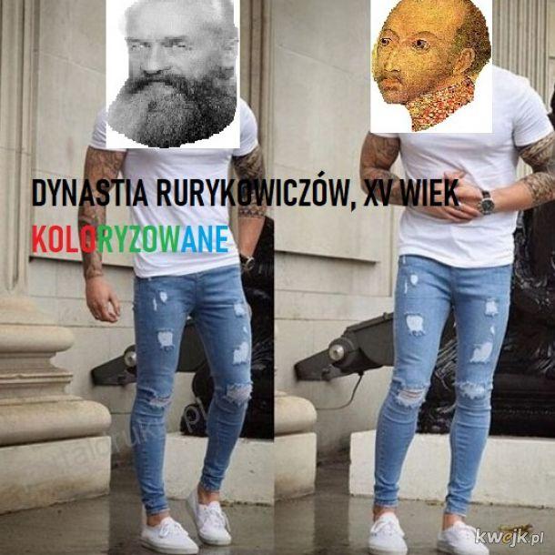 Dynastia Rurykowiczów 1