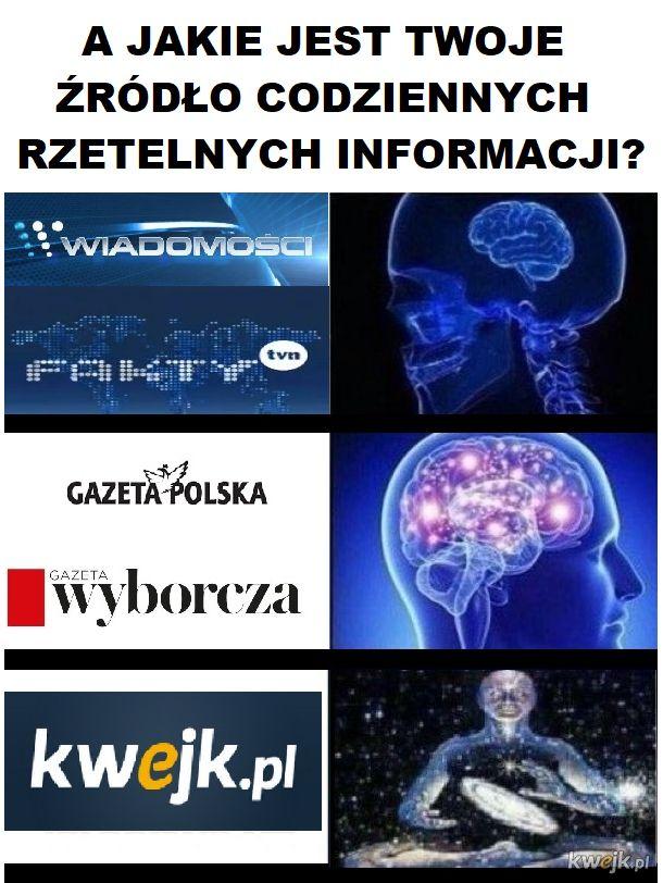 kwejk.pl - twoje źródło codziennych rzetelnych informacji