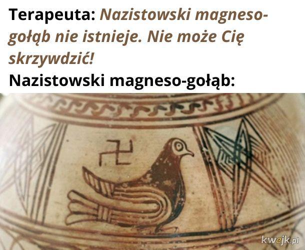 Podobno jego babiczka pochadzi z Krakowa