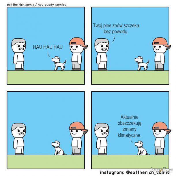 Oto komiksy zainspirowane przez psa, z którymi może się utożsamiać większość właścicieli psów, obrazek 8