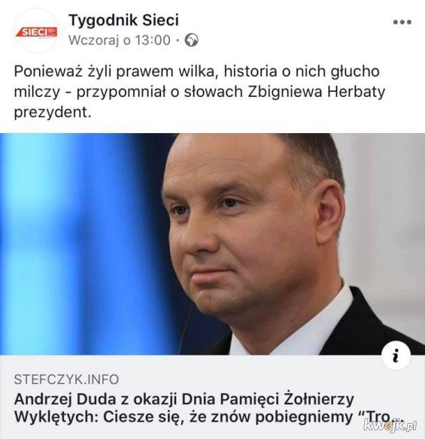 Słynny polski poeta Zbigniew Herbata