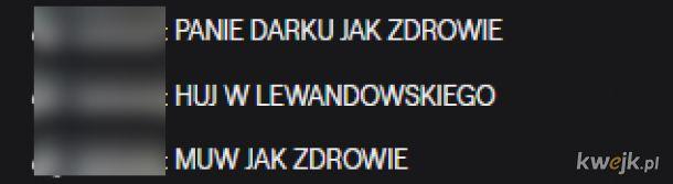 Polska vs Finlandia FiFa 20, szpakowski na mikrofonie