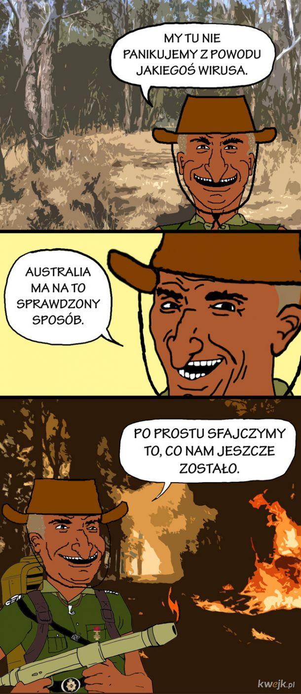 Australia sobie poradzi
