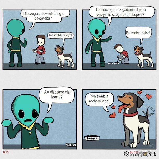 Oto komiksy zainspirowane przez psa, z którymi może się utożsamiać większość właścicieli psów, obrazek 14