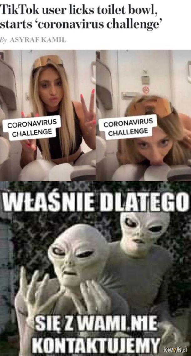 Coronavirus challenge