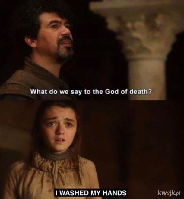 Bóg śmierci