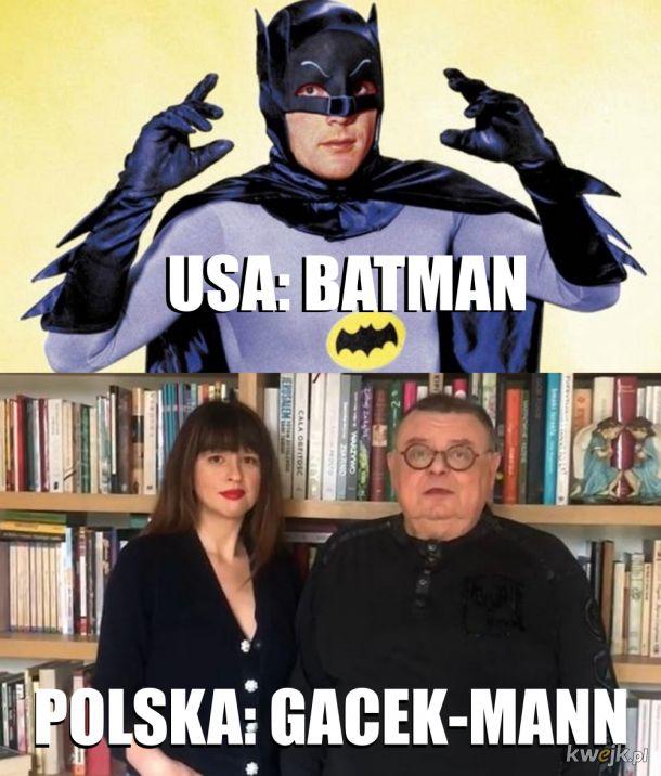 Polskie Radio jest jak Gotham city - potrzebuje swoich obrońców