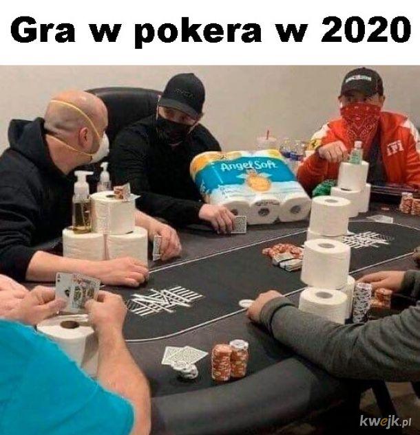 Gra w pokera