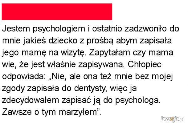 Wizyta u psychologa