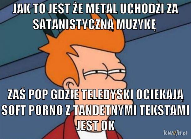 Metal a pop