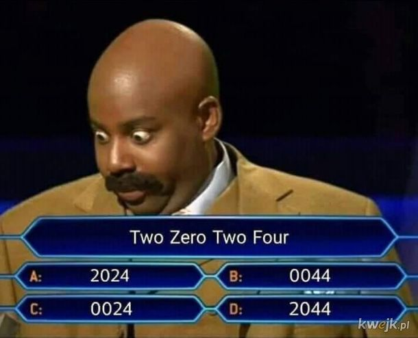 Two Zero Two Four