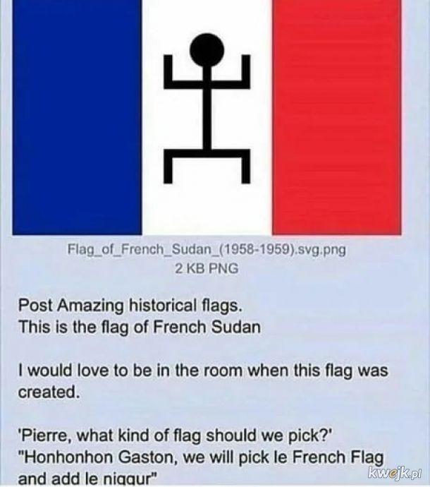 piękna flaga