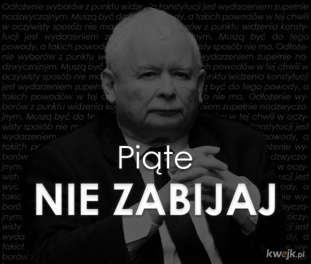 """Wybory w Polsce nie zagrożone - """"Muszą być do tego powody, a takich powodów w tej chwili w oczywisty sposób nie ma"""""""