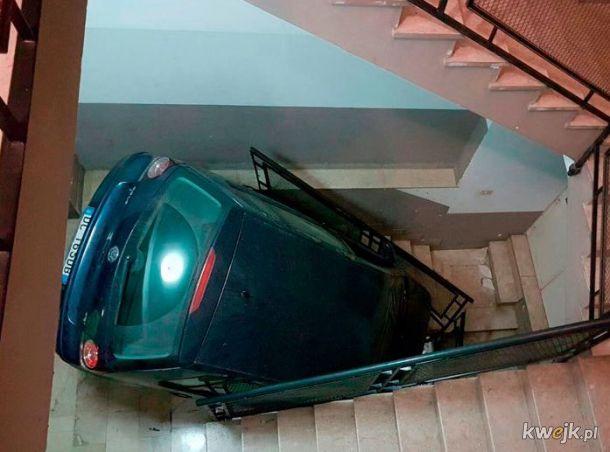 Gdy kierowca Ubera pracuje z domu