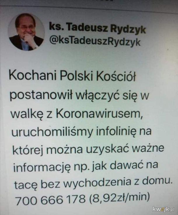 Oświadczenie Ojca Tadeusza
