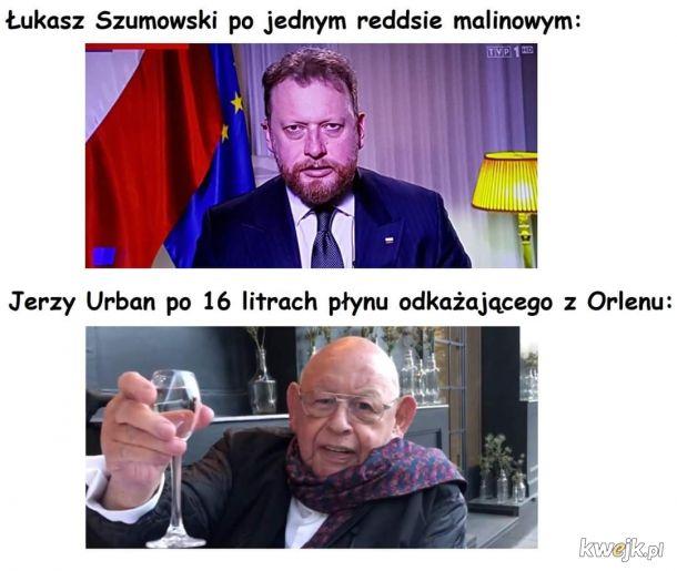Szumowski vs Urban