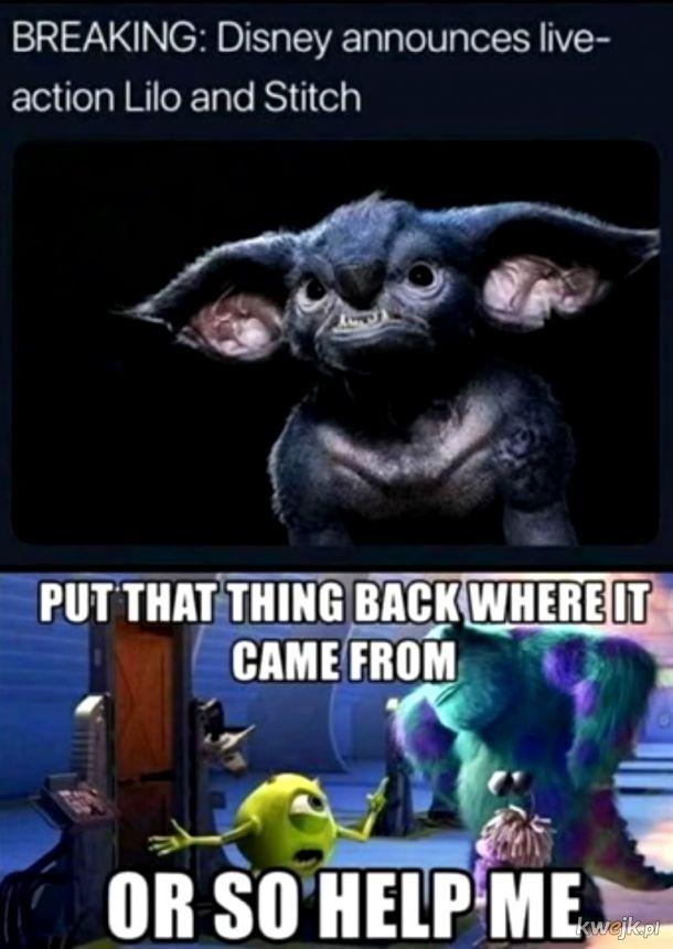 Yooooo Lilo i Stitch reboot nadchodzi